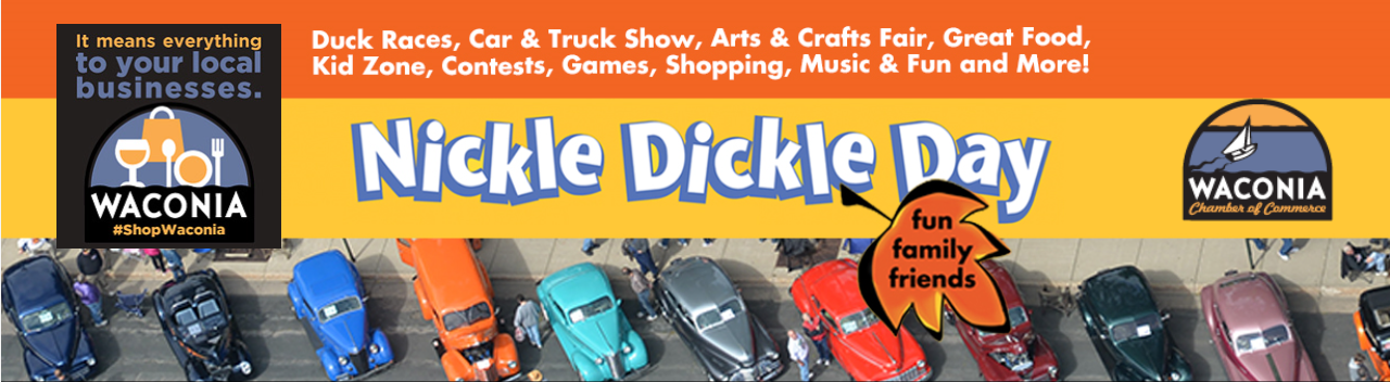 Waconia Nickle Dickle Day